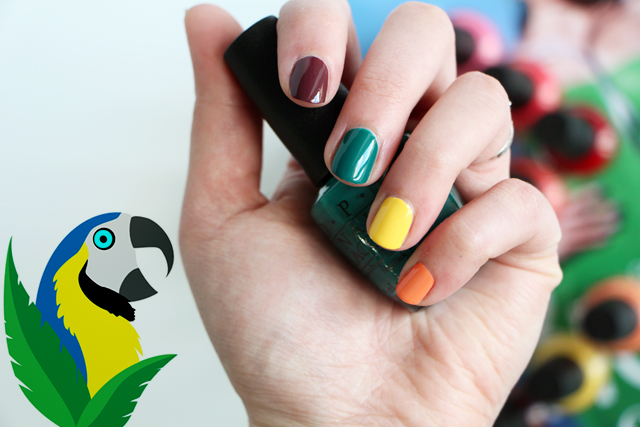 brazil collection nailpol