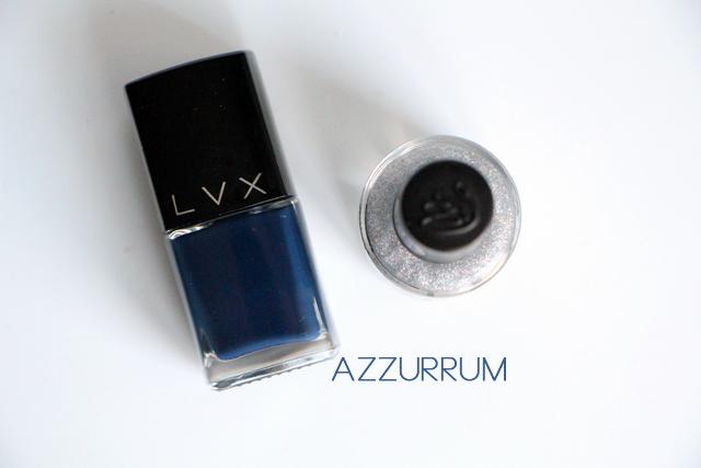 ciel mon vernis azzurrum LVX