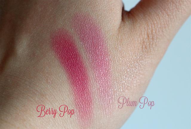 clinique berry et plum pop