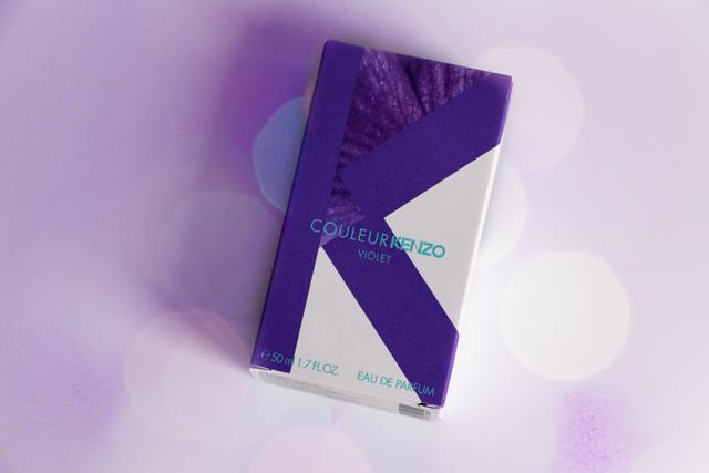 kenzo perfume couleur violet