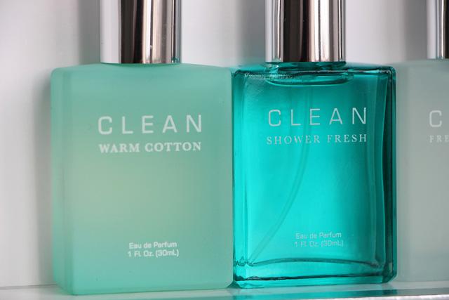 parfums clean 18