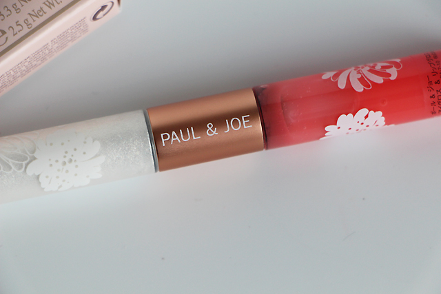 paul and joe gloss details