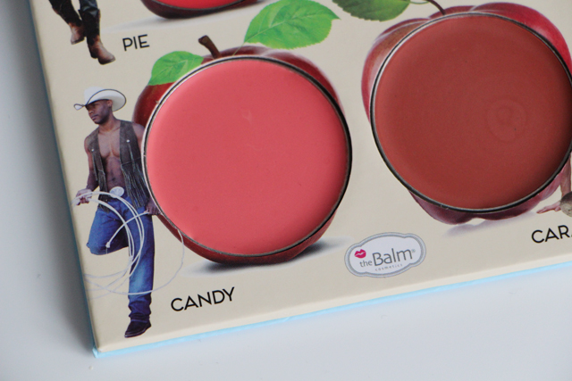 the balm candyx