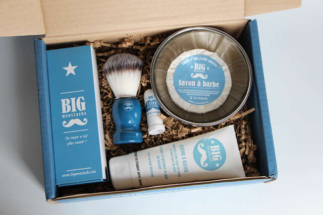 big moustache coffret