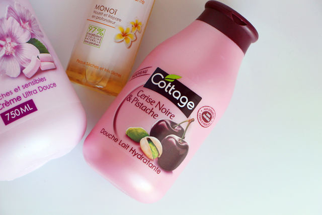 cottage cerise pistache