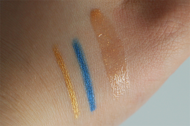 smashbox santigold swatches 9