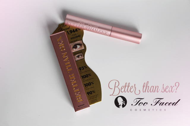 too faced better than sex mascara mini