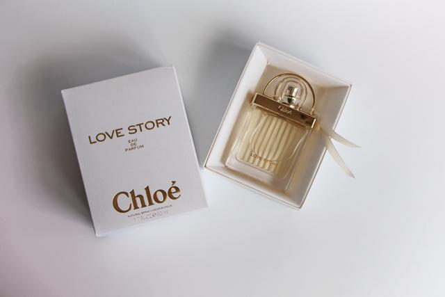 love story perfume chloe