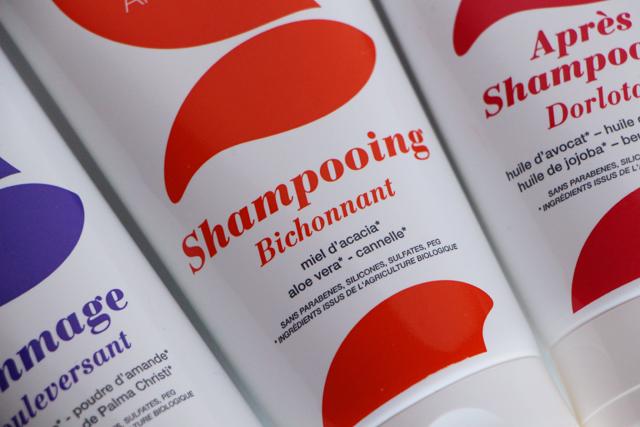 amenaide shampoing