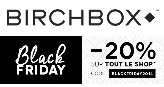 black friday birchbox