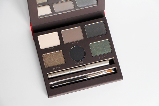 laura mercier palette 3 into the wild