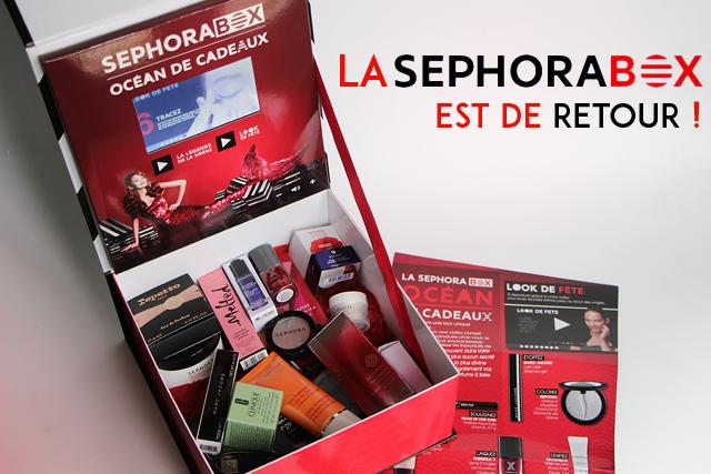 Lodoesmakeup Blog Beauté Blog Archive La Sephora Box