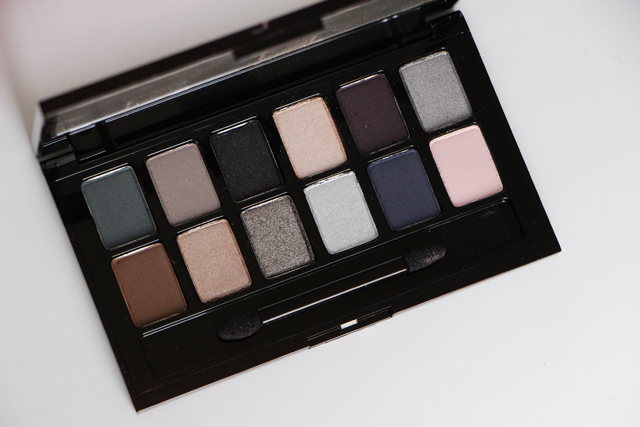 maybelline 1the smokes palette