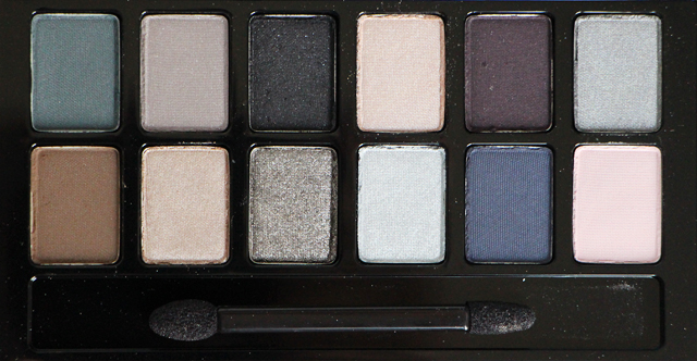 maybelline palette the smokes