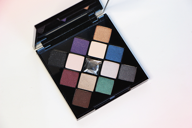 smashbox on the rocks palette