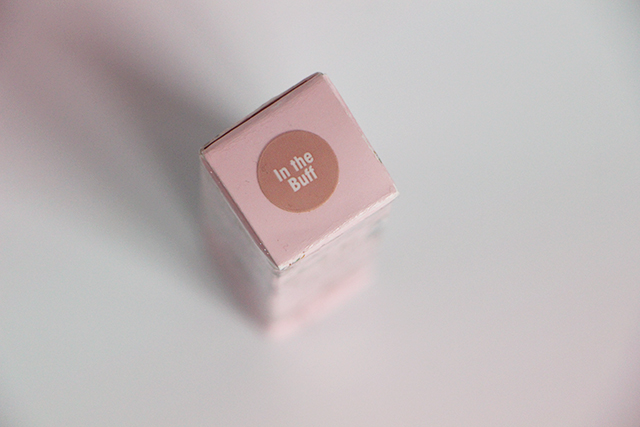 in the buff too faced