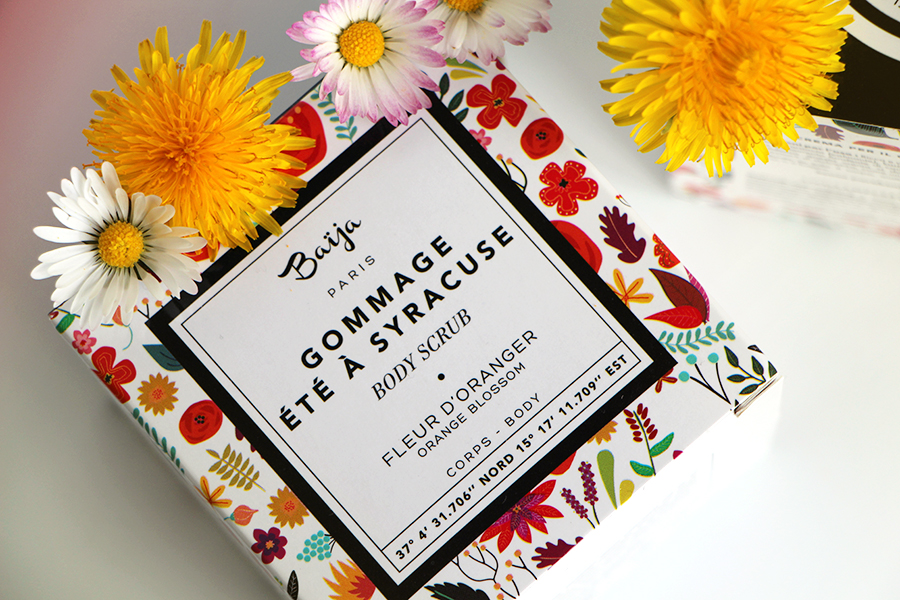 baija pack fleurs