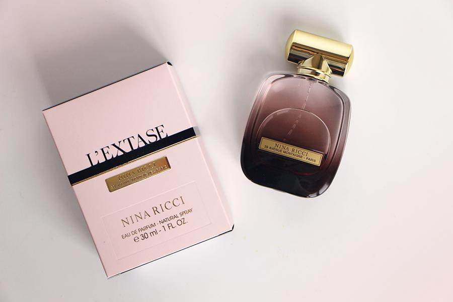 nina ricci parfum lextase