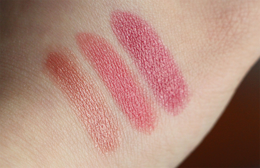 clinique swatch bride