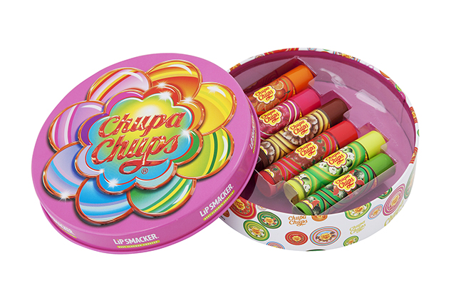 lip smacker coffret8