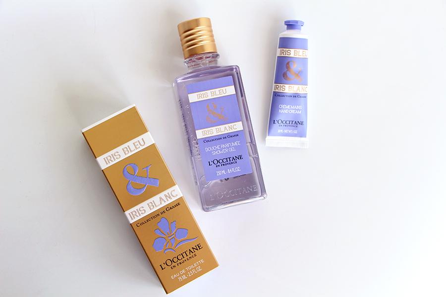 iris produits loccitane