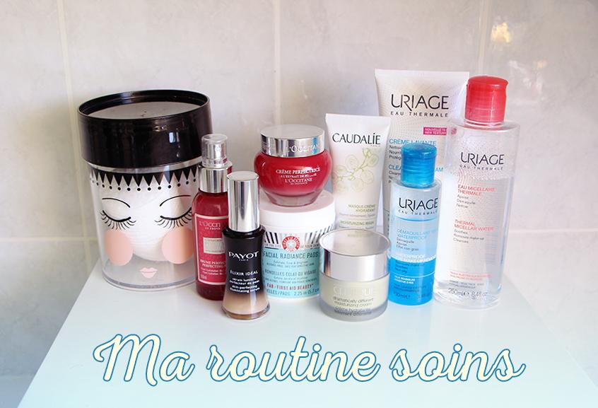 ma routine blog
