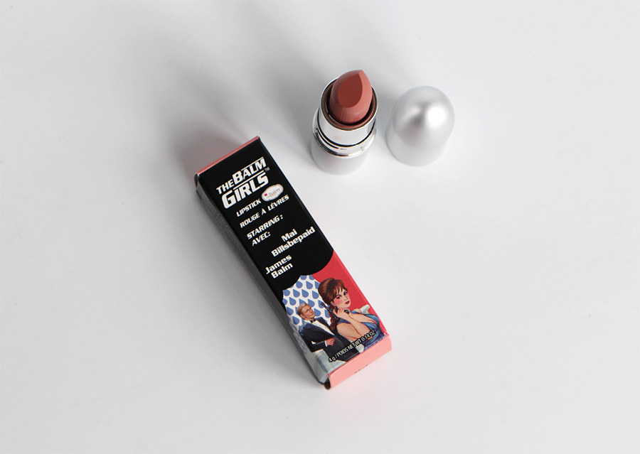 the balm lipstickmai