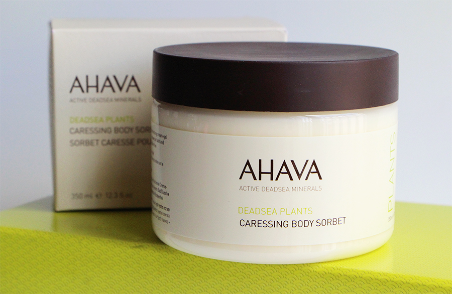 ahava caressing body sorbet copie