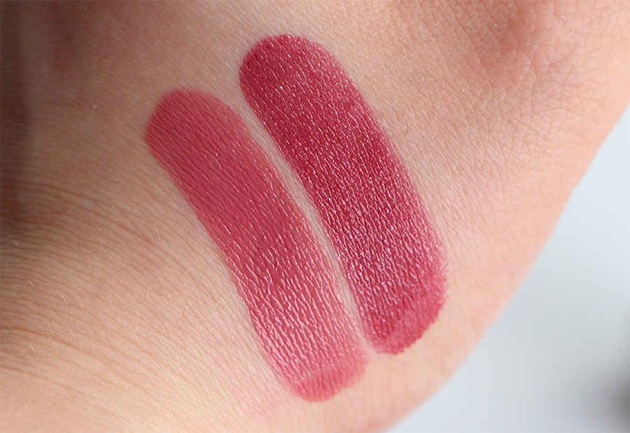laura mercier swatch lip parfait