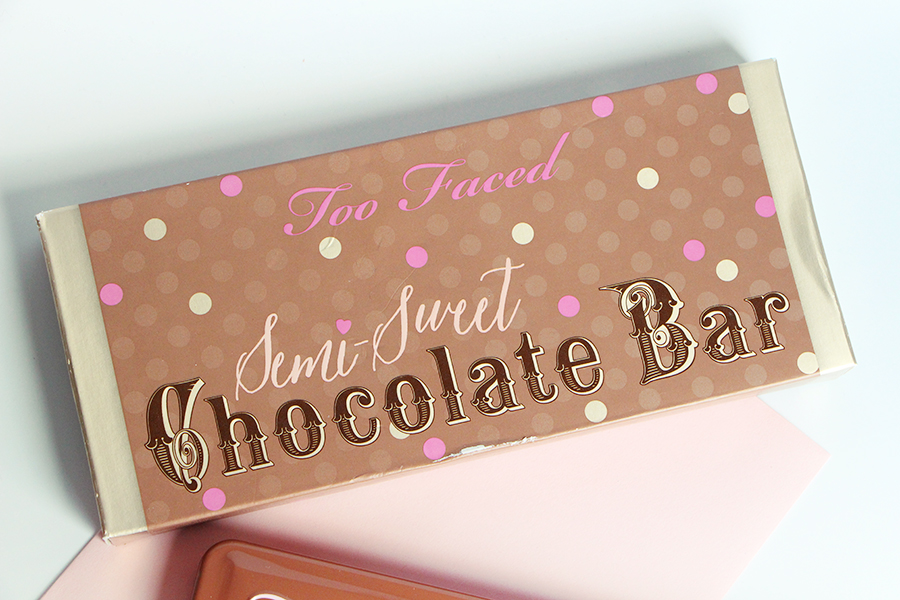 too faced semi sweet pack