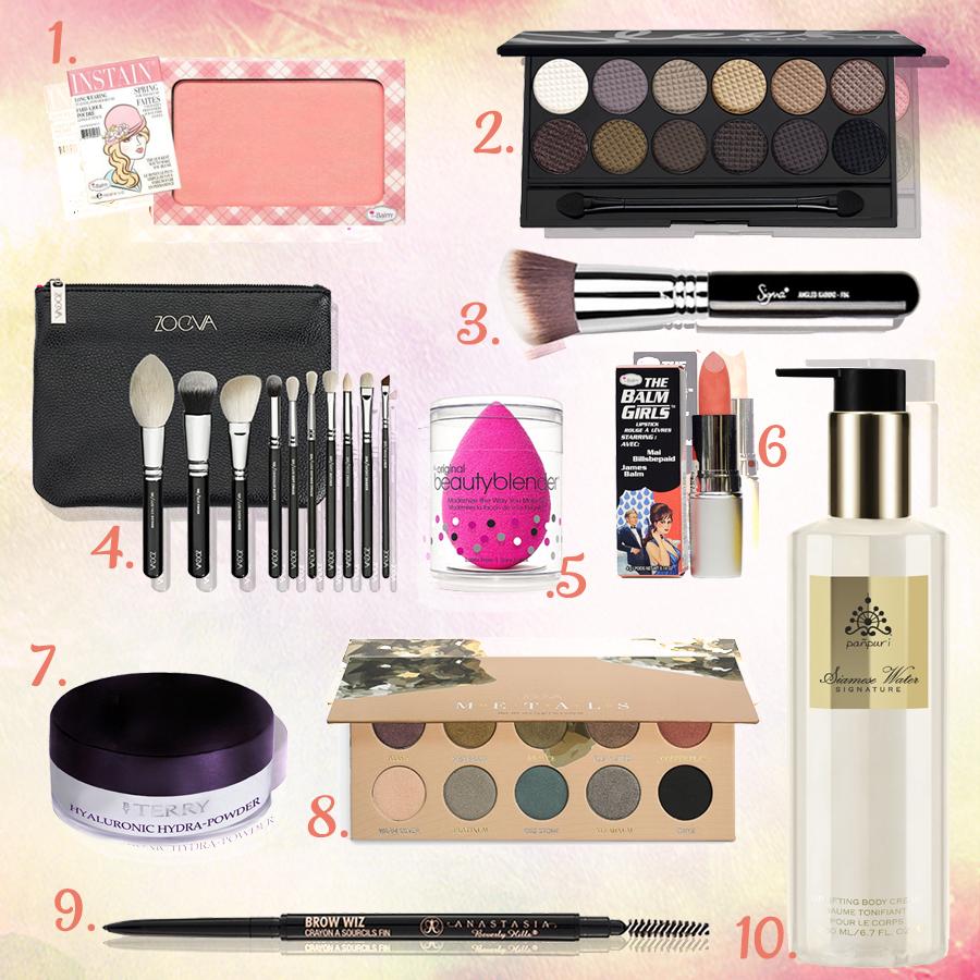 the beautyst 10 produits