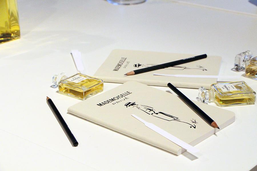 atelier olfactif parfum chanel