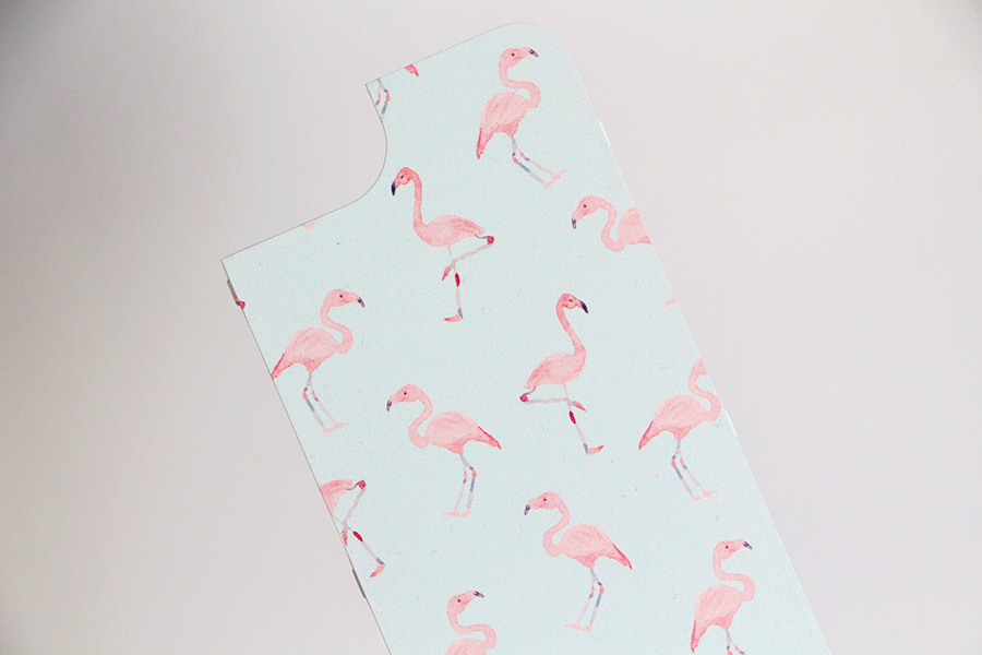 casetify flamingo