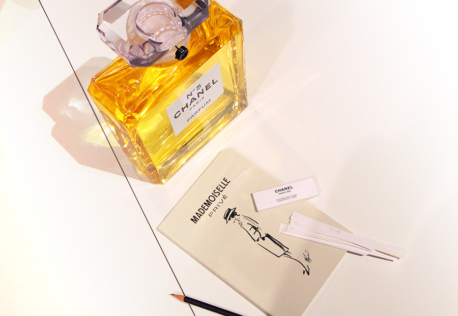 chanel parfum atelier