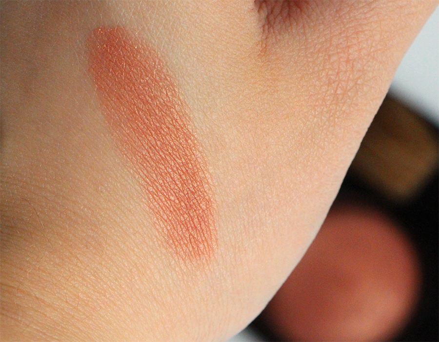 chanel swatch blush