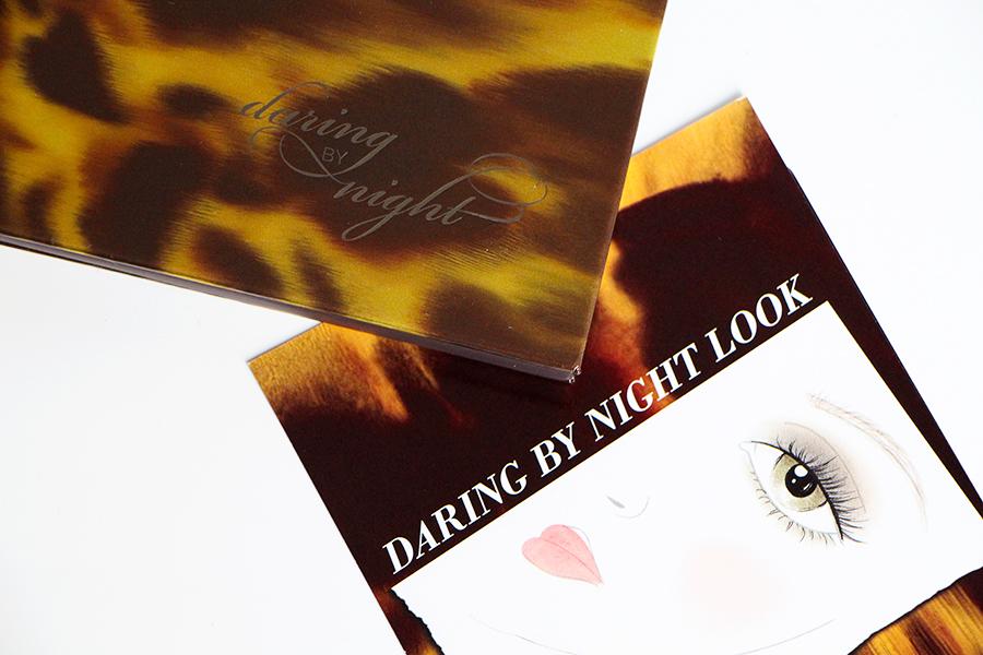 daring by night laura mercier