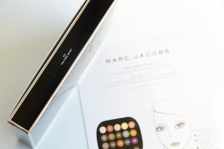free spirit marc jacobs palette
