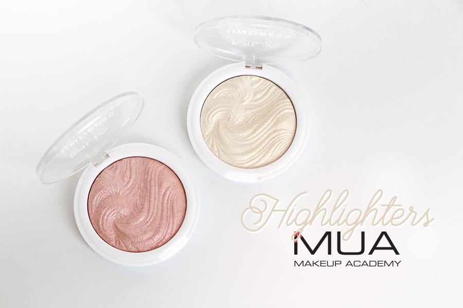 highlighters MUA