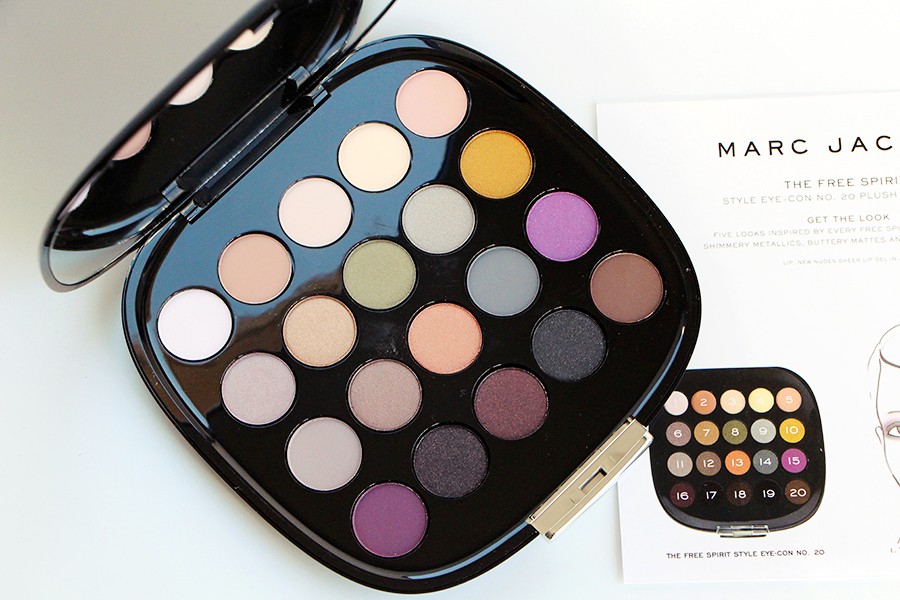 marc jacobs palette winter 2015