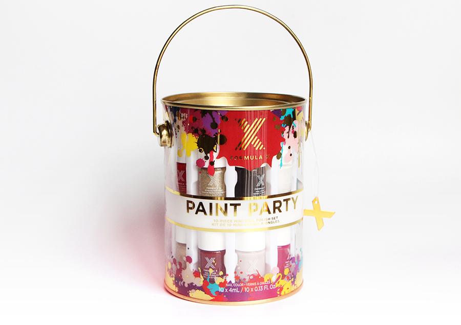 paint party formula