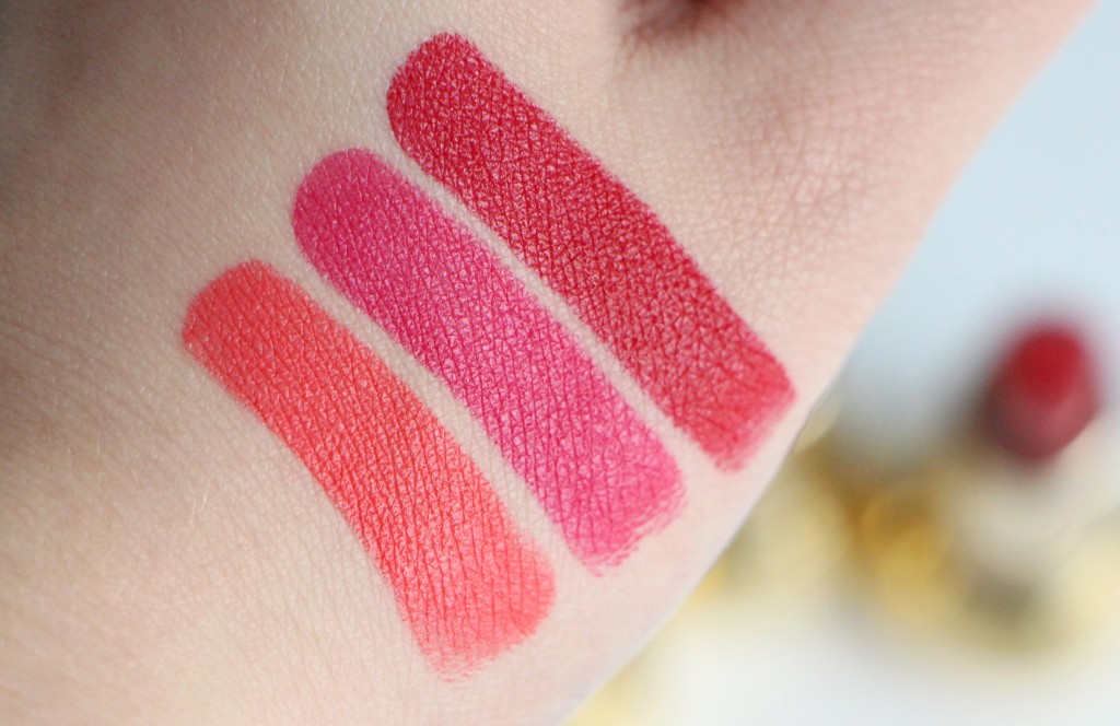 dior swatches