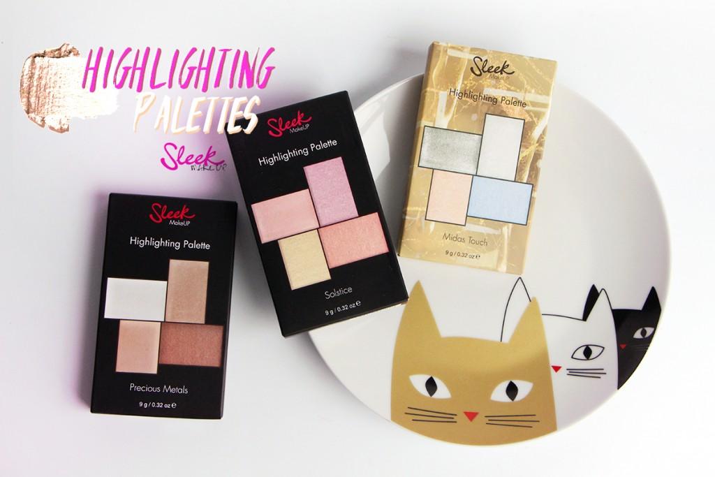 highlighting palettes sleek review