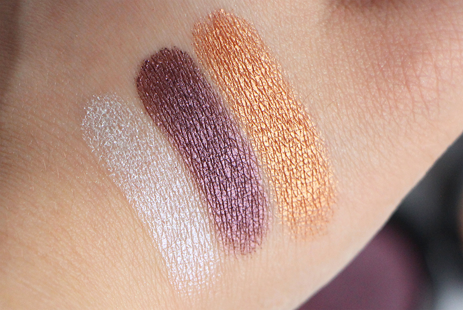 prismatic eyeshadows nyx swatch1