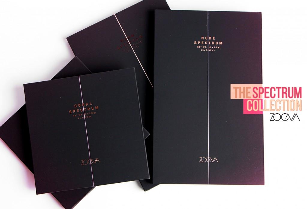 spectrum collection zoeva review