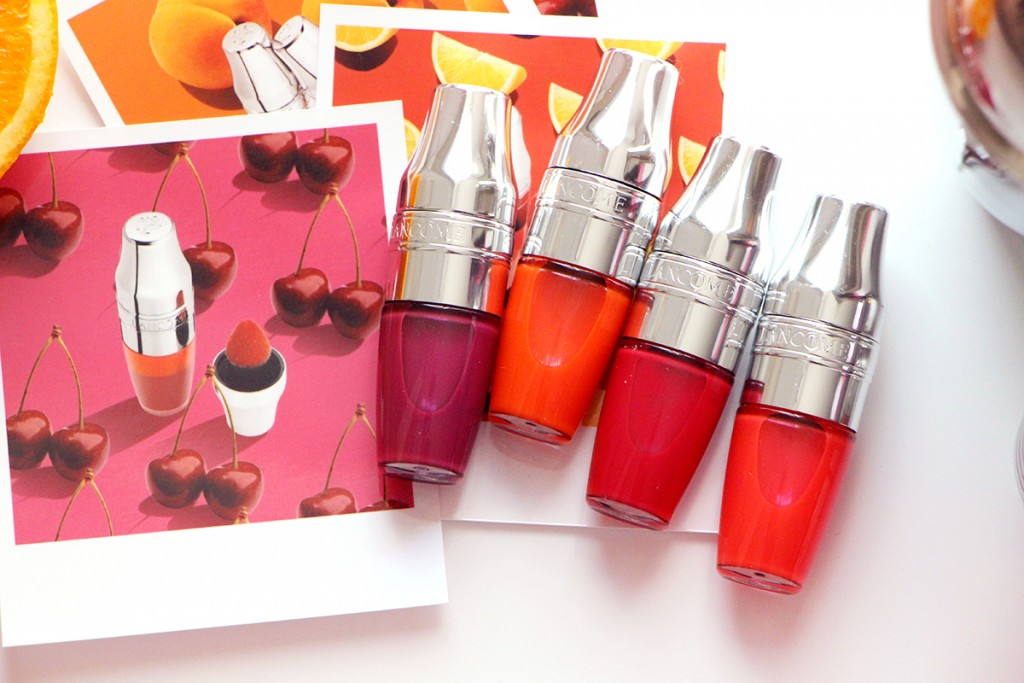 lancome juicy shakers colors