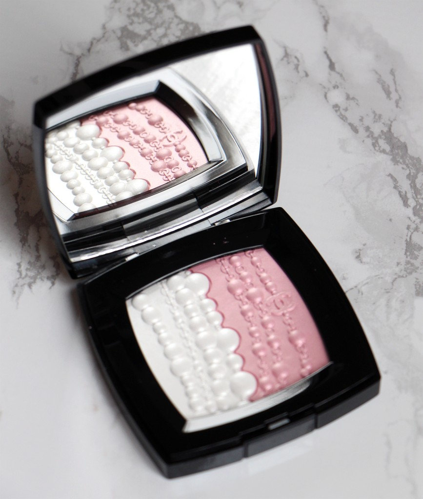 chanel poudre perles et fantaisies highlighter 3