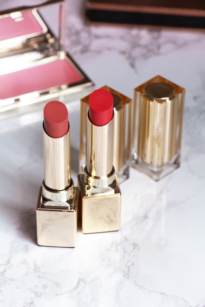 clarins rouges a levres printemps 2016