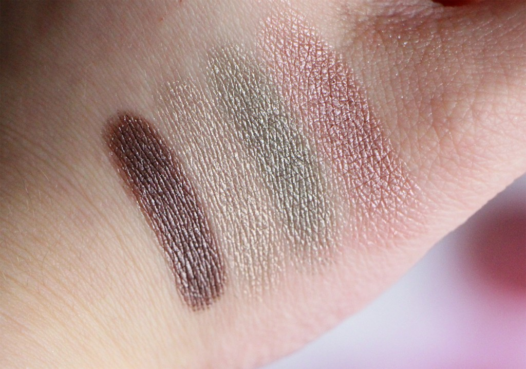 clarins swatch ombres iridescentes 2016