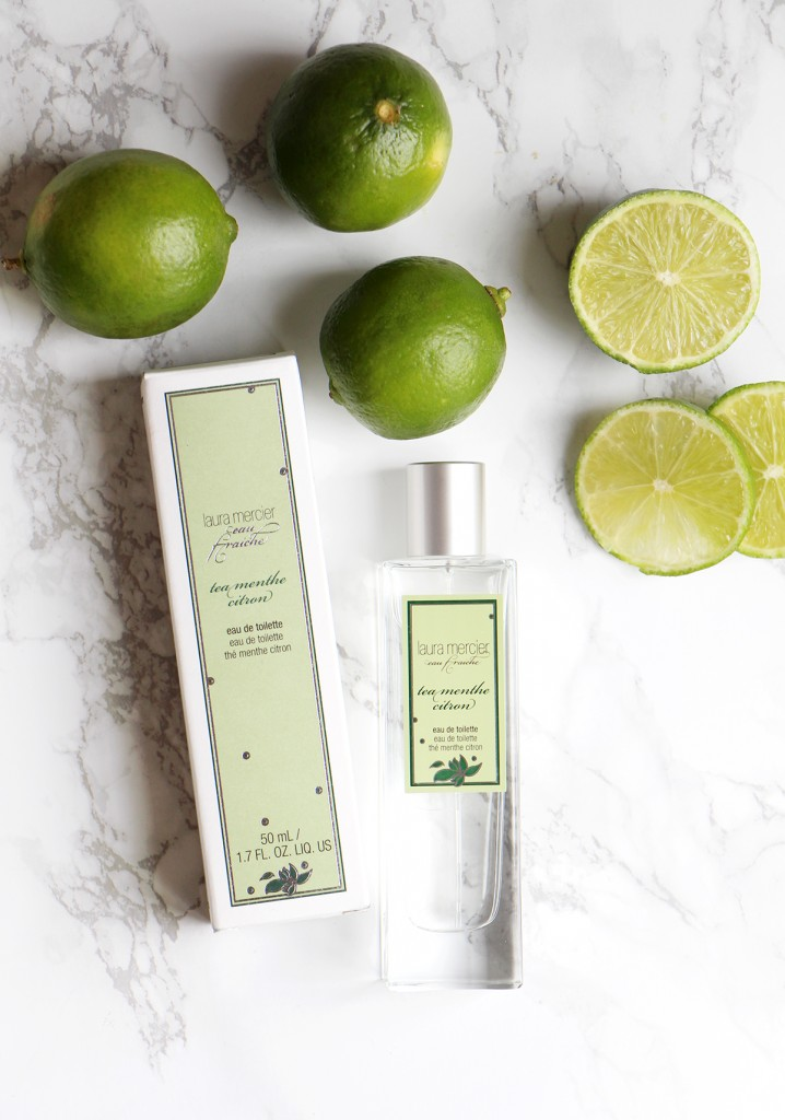 laura mercier the menthe citron eau de toilette
