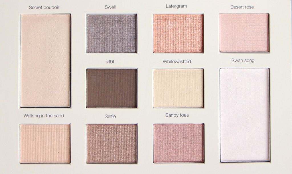 sephora sunbleached palette zoom1